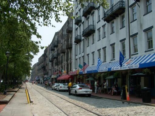 Historic River Street