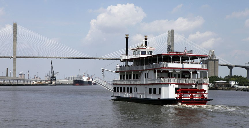 Savannah Riverboat Tours and Cruises