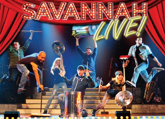 The Savannah Theatre for New Year's Eve in Savannah