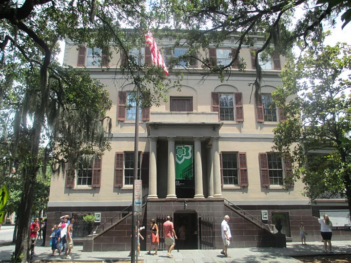 Savannah's Andrew Low House Museum