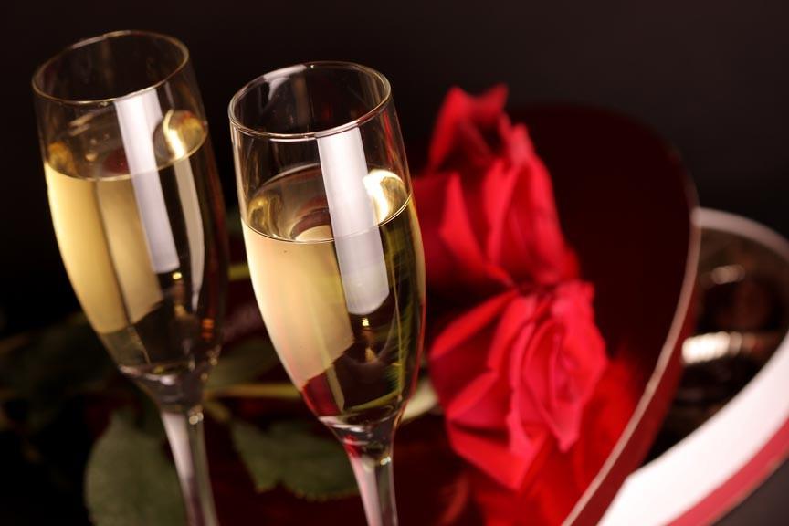 Valentine's Day Lodging Special