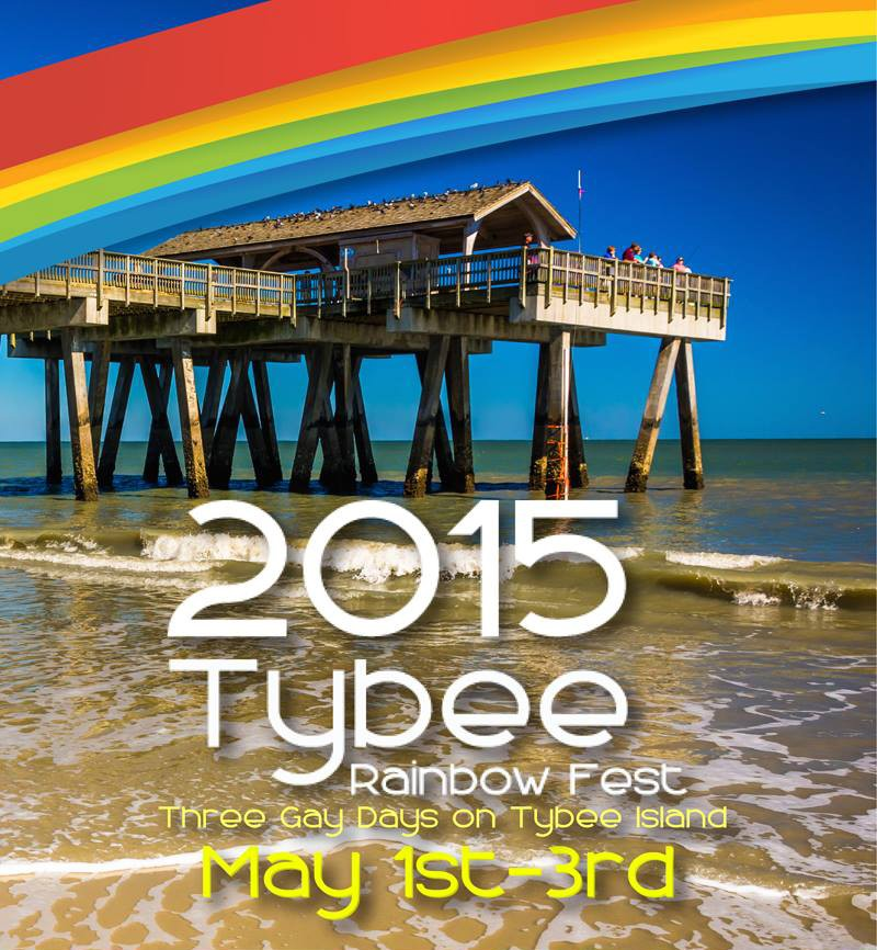 2015 Tybee Rainbow Fest Weekend