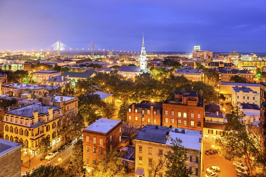 See Six Sides of Savannah with Savvy Savannah Tours