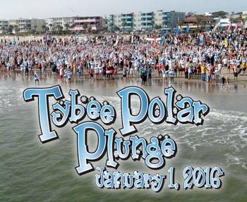 Tybee Polar Plunge 2016