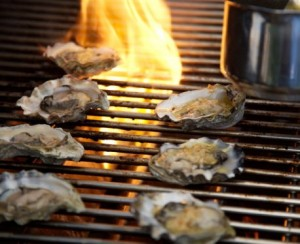 Get a delicious Oyster and check out the Fireworks at First Friday.
