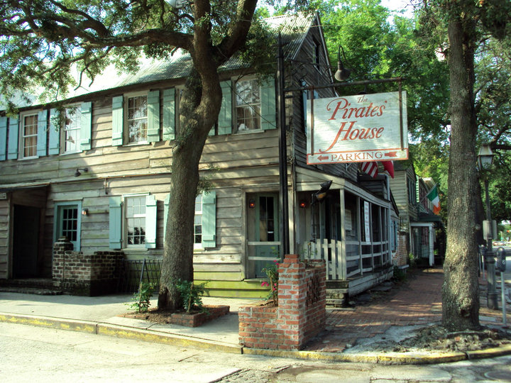 The Pirates' House - Savannah, GA