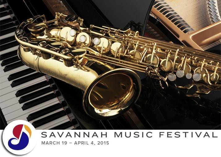 2015 Savannah Music Festival