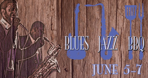 Blues, Jazz & BBQ 2015
