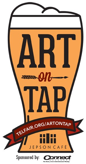 Art on Tap at the Jepson Center