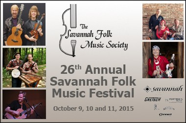 Savannah Folk Music Festival 2015