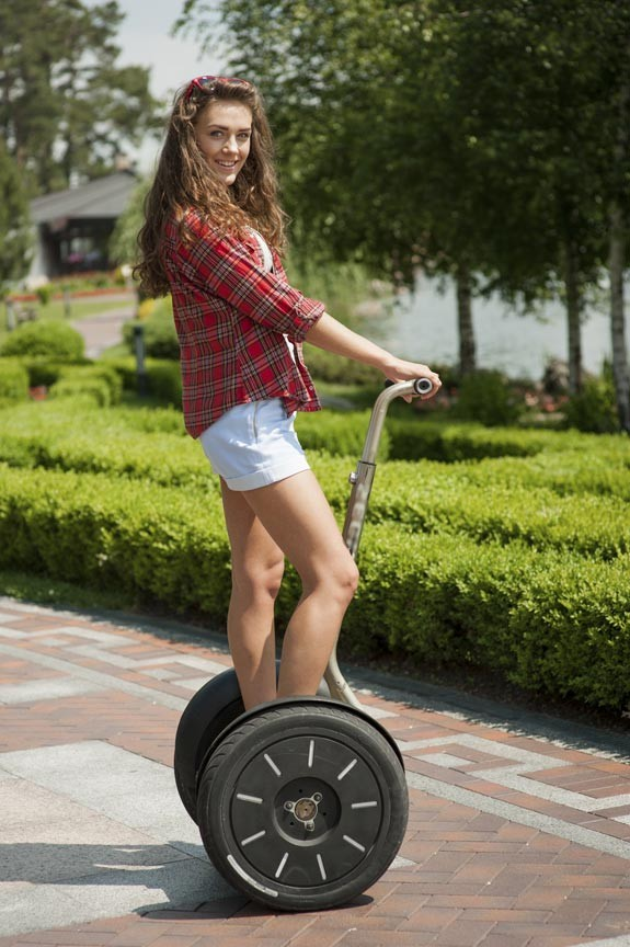 Enjoy a Savannah Segway Tour!