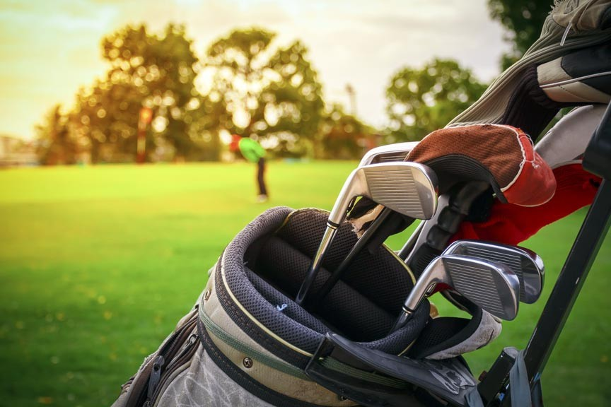 Savannah golf courses and clubs