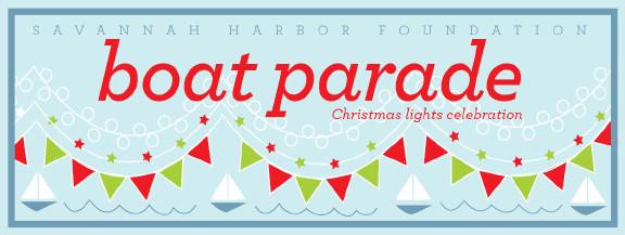 Savannah 2016 Boat Parade of Lights