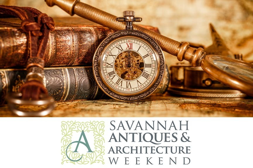 The Savannah Antiques & Architecture Weekend