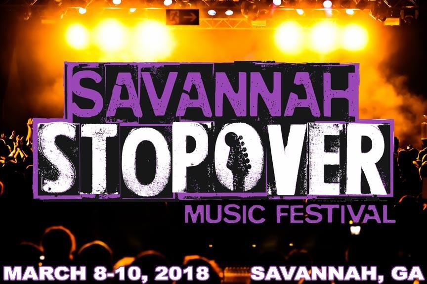Savannah Stopover Music Festival 2018