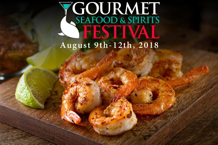 2018 Savannah Gourmet Seafood & Spirits Festival!