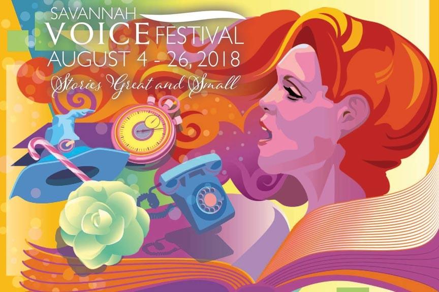 Savannah VOICE Festival 2018