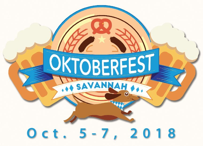 Savannah Oktoberfest Oct. 5-7, 2018