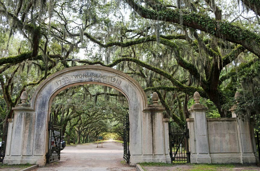 Wormsloe Plantation State Historic Site