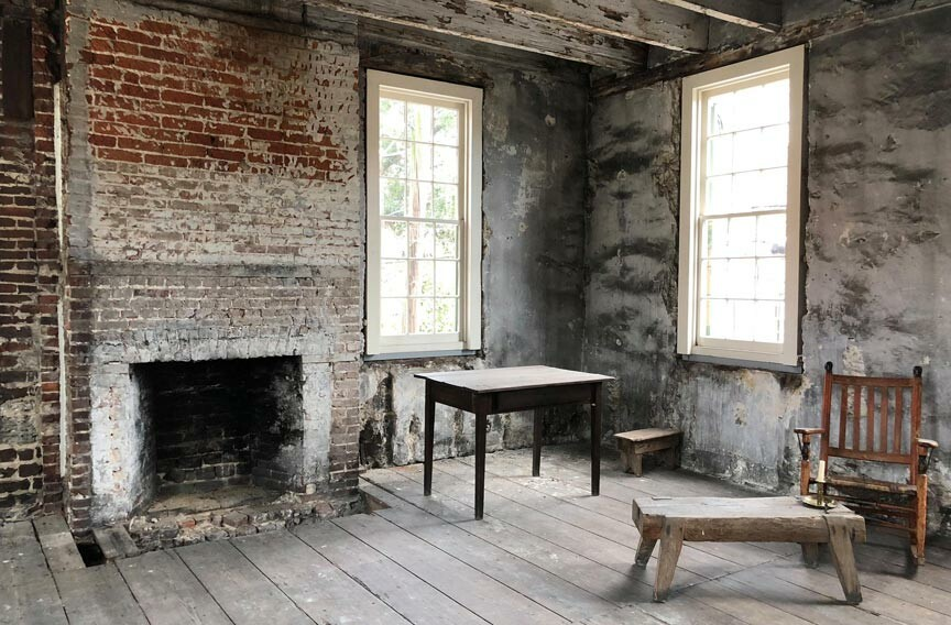 Slave Quarters at the Owens-Thomas House