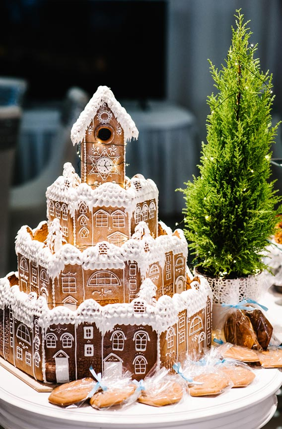 Savannah Gingerbread Competition 2020