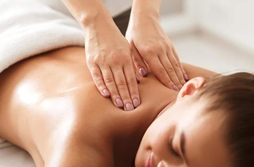 Savannah Valentine's Day massage