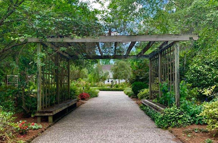 Savannah Botanical Gardens