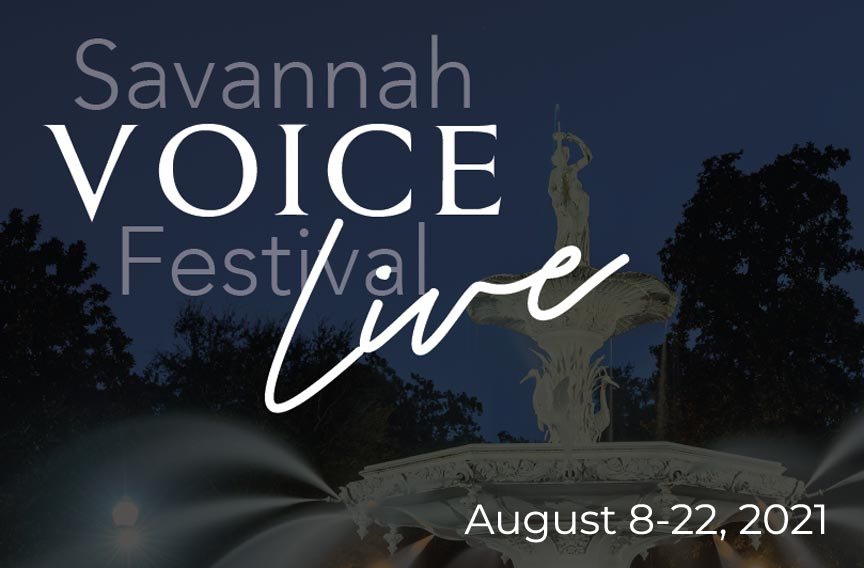 Savannah VOICE Festival 2021